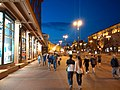 Khreshchatyk street in the evening.jpg