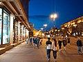 Khreshchatyk street in the evening.jpg