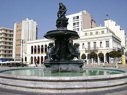 King George square in Patra.jpg