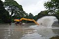 Kings Lake Dredging - Indian Botanic Garden - Howrah 2013-10-27 3824.JPG