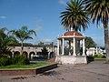 Kiosco en el jardín central de Valle de Gpe. - panoramio.jpg