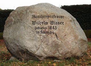Wilhelm Wisser German author