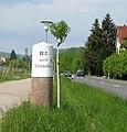Klingenmuenster km-Stein 5.jpg