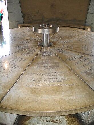 Freedom Charter - Freedom Charter memorial in Kliptown