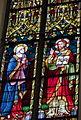 Knechtsteden St. Maria Magdalena und St. Andreas Chorfenster 135.JPG