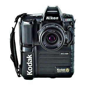 Kodak DCS 400 series - Kodak DCS 460