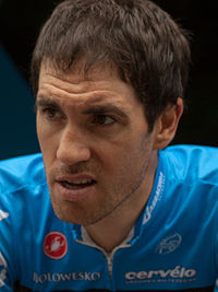 Koldo Fernandez - Critérium du Dauphiné 2012 - Prologue (cropped).jpg
