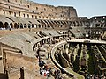 Kolosseum - Amphitheatrum Novum - Amphitheatrum Flavium - Colosseo - panoramio (4).jpg