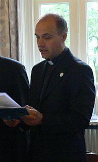 Vladimir Kolupaev Catholic priest