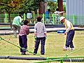 Korea-2008 Gyeongju Citizens' Athletics Festival-Gateball-01.jpg