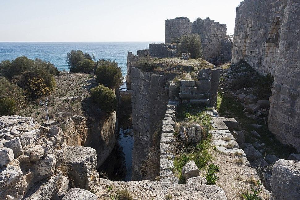 Korykos Land Castle 3229