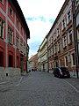 Krakov, Stare Miasto, ulice Kanonicza.JPG