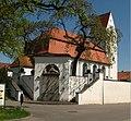 Kriegerdenkmal an der Kirchhofsmauer - panoramio.jpg