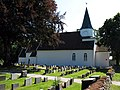 Kristiansand, Tveit kirke fra nord.JPG