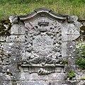 Kronach - Festung Rosenberg - Contregarde Carl Wappen.jpg
