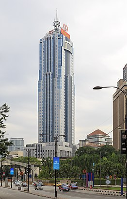 How to get to Menara Ambank with public transit - About the place
