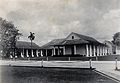 Kuching, Sarawak; the Public Offices. Photograph. Wellcome V0037395.jpg