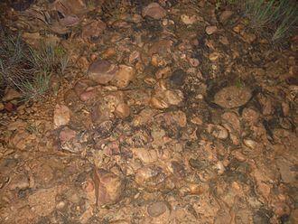 Gudiyam Cave - Geological formation