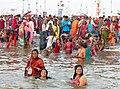 Kumbh Mela 2019, India (33415959838).jpg