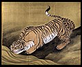 Kunii Ôbun - Tigers in a Landscape - 2000.14 - Indianapolis Museum of Art.jpg