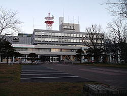 Kushiro City Office.JPG