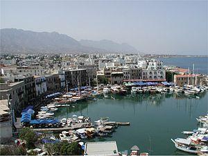 Girne Limanı