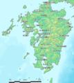 Kyushu map.png