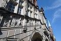 Lübeck Rathaus-Renaissancetreppe 070311.jpg
