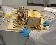 LADEE's instrument Neutral Mass Spectrometer