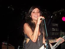 LIGHTS - Glasgow King Tut's Wah Wah Hut, May 20th 2010.jpg