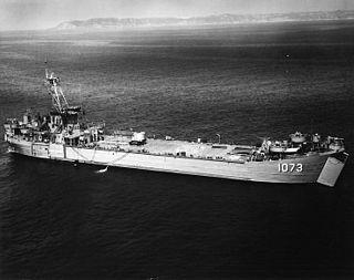 USS <i>Outagamie County</i> (LST-1073)