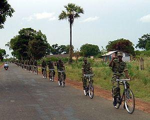 tropas ciclisticas