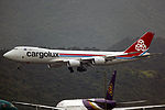 LX-VCH - Cargolux Airlines International - Boeing 747-8R7F - HKG (13540679433).jpg