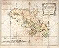 La Martinique une des antilles françoises de l'Amérique dressée sur les nouvelles observations. LOC 74691005.jpg