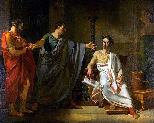 La clémence de César