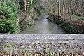 La rivière Yvette croisant la rue Ditte à Saint-Rémy-lès-Chevreuse le 27 février 2011 - 2.jpg