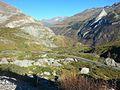 Lacets et vue versant nord-est, entre Gavarnie et sa station de ski - panoramio.jpg
