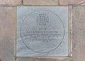 Lafone paving stone, Seaforth and Waterloo War Memorial.jpg