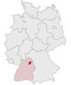 Lage des Hohenlohekreises in Deutschland.png