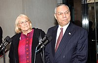 Laila Freivalds and Colin Powell.jpg