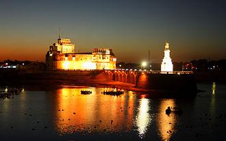 Jamnagar district - Lakhota Palace