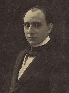 Landon Ronald British musician