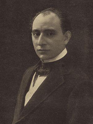 Landon Ronald - Ronald circa 1913