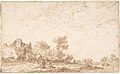 Landscape with River and Three Figures MET DP800374.jpg