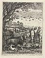 Landschap met drinkende Jupiter Allegorische landschappen (serietitel), RP-P-1892-A-17230.jpg