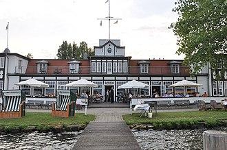 Lake Schwerin - Image: Landtagsprojekt Mecklenburg Vorpommern 2013 by Ra Boe 249