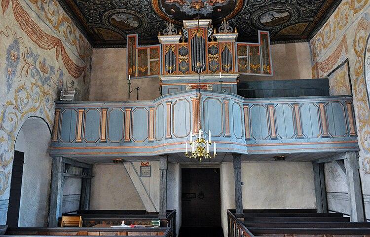 Lannaskede kyrka - Europeana