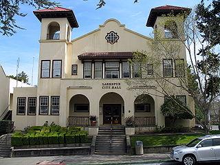 Larkspur, California City in California, United States