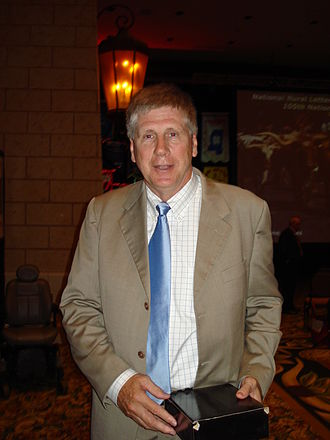 Larry Kissell - Kissell in 2009