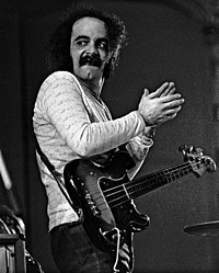 Larry Taylor with bass 1971.jpg